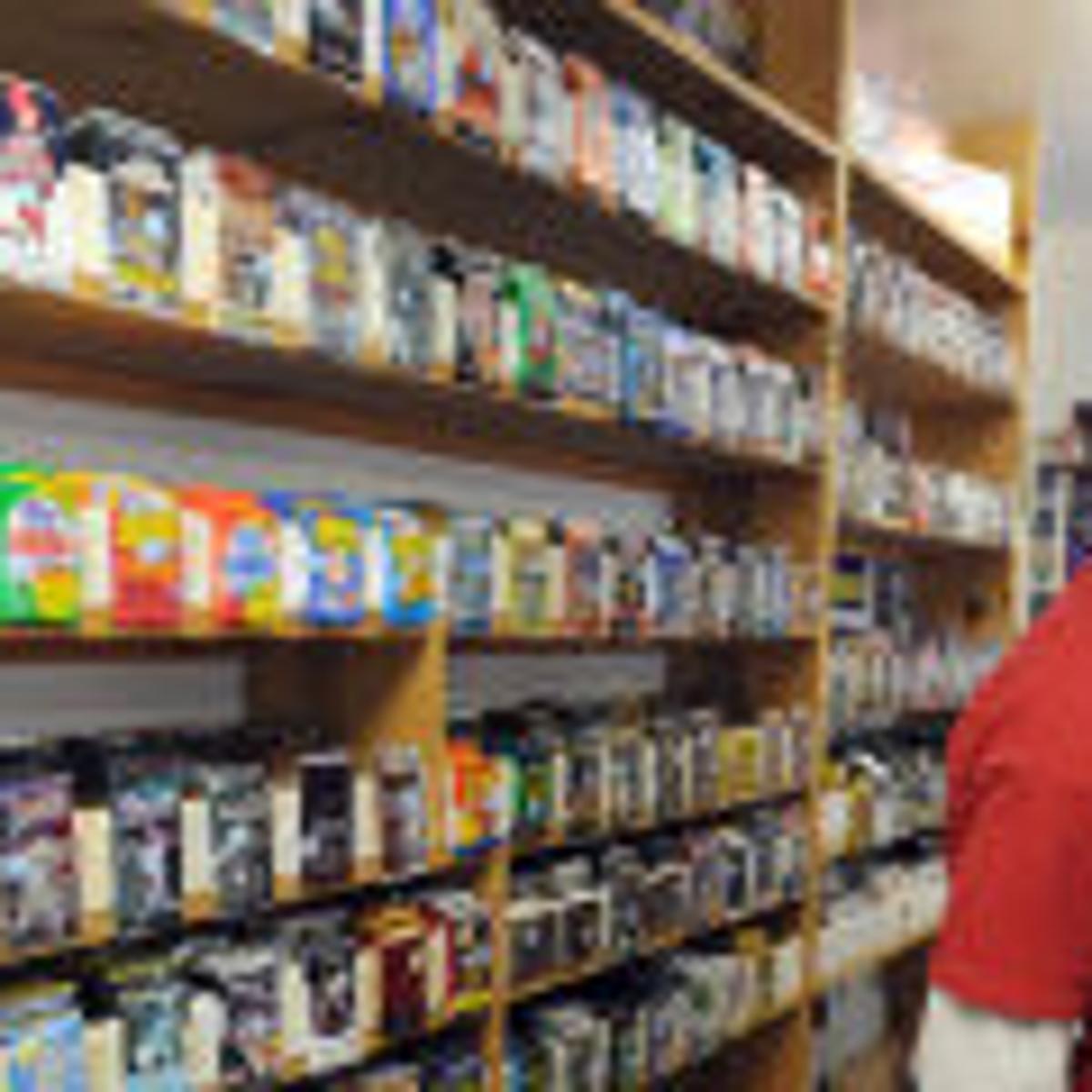 Royce Turpin Keeps The Baseball Card Market Swinging In Monterey