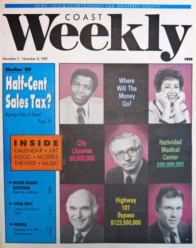 Issue Nov 02, 1989
