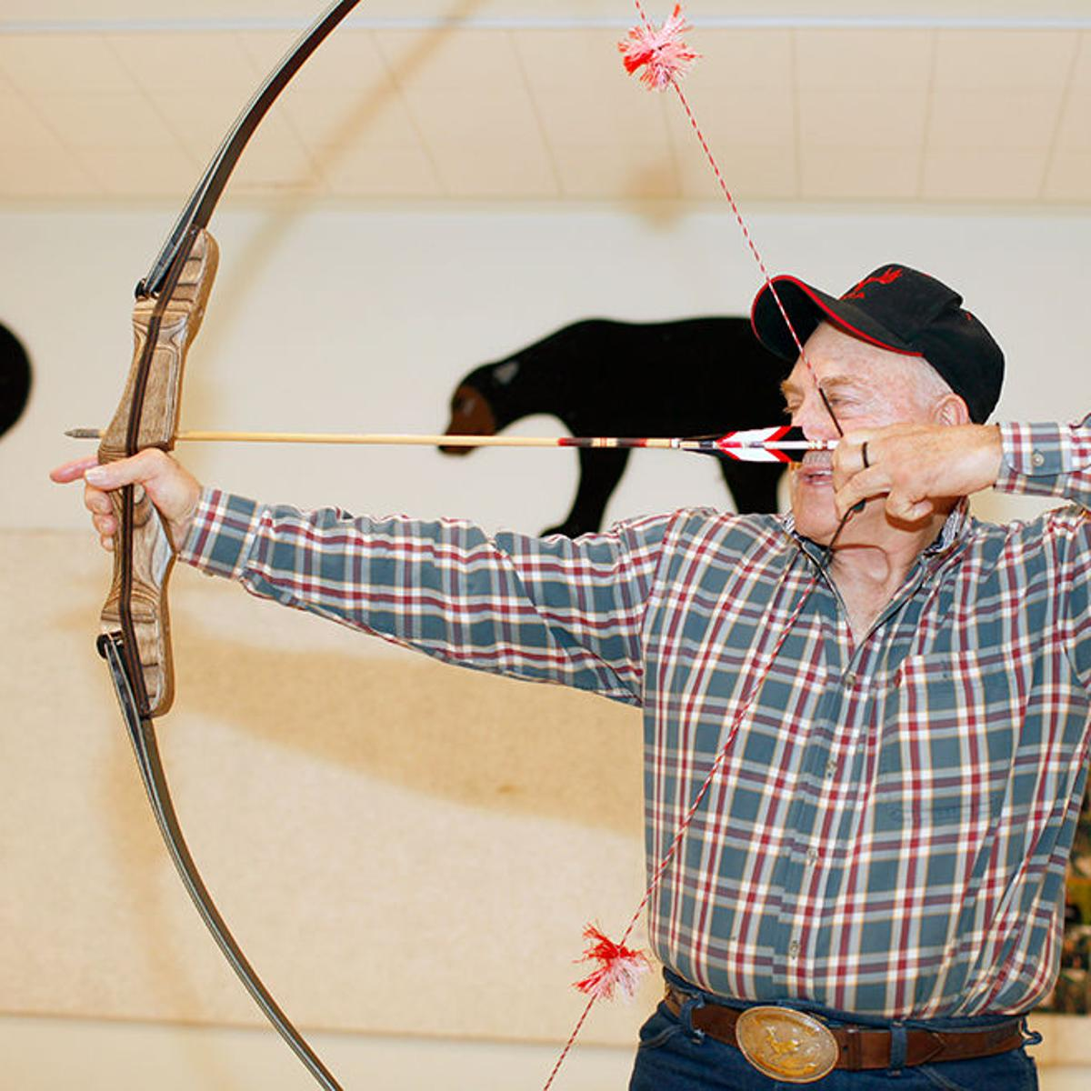 Jim Cox Archery draws everyone from hard-core hunters to curious