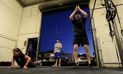 Much of crossfits exploding global movement was first flexed
