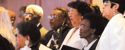 An extraordinary church celebrates its centennial.