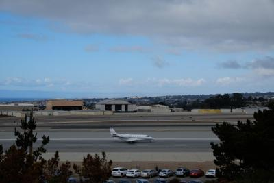 MRY airport