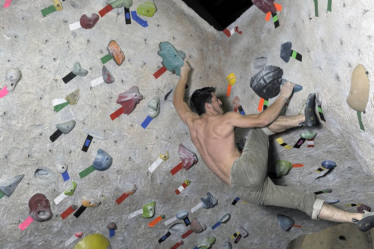 Monterey County\'s only rock climbing gym expands for its 20th ...