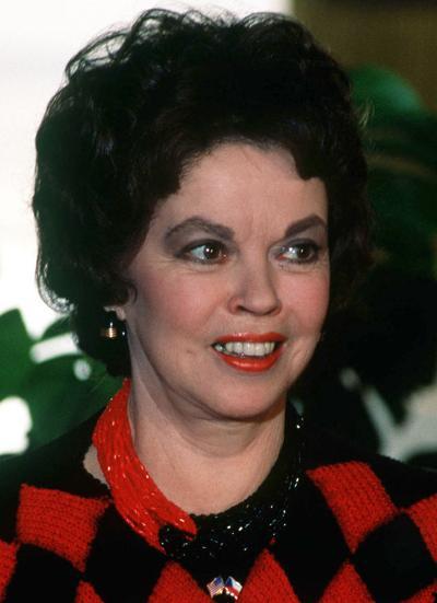 Shirley Temple Black (April 23, 1928 – February 10, 2014)