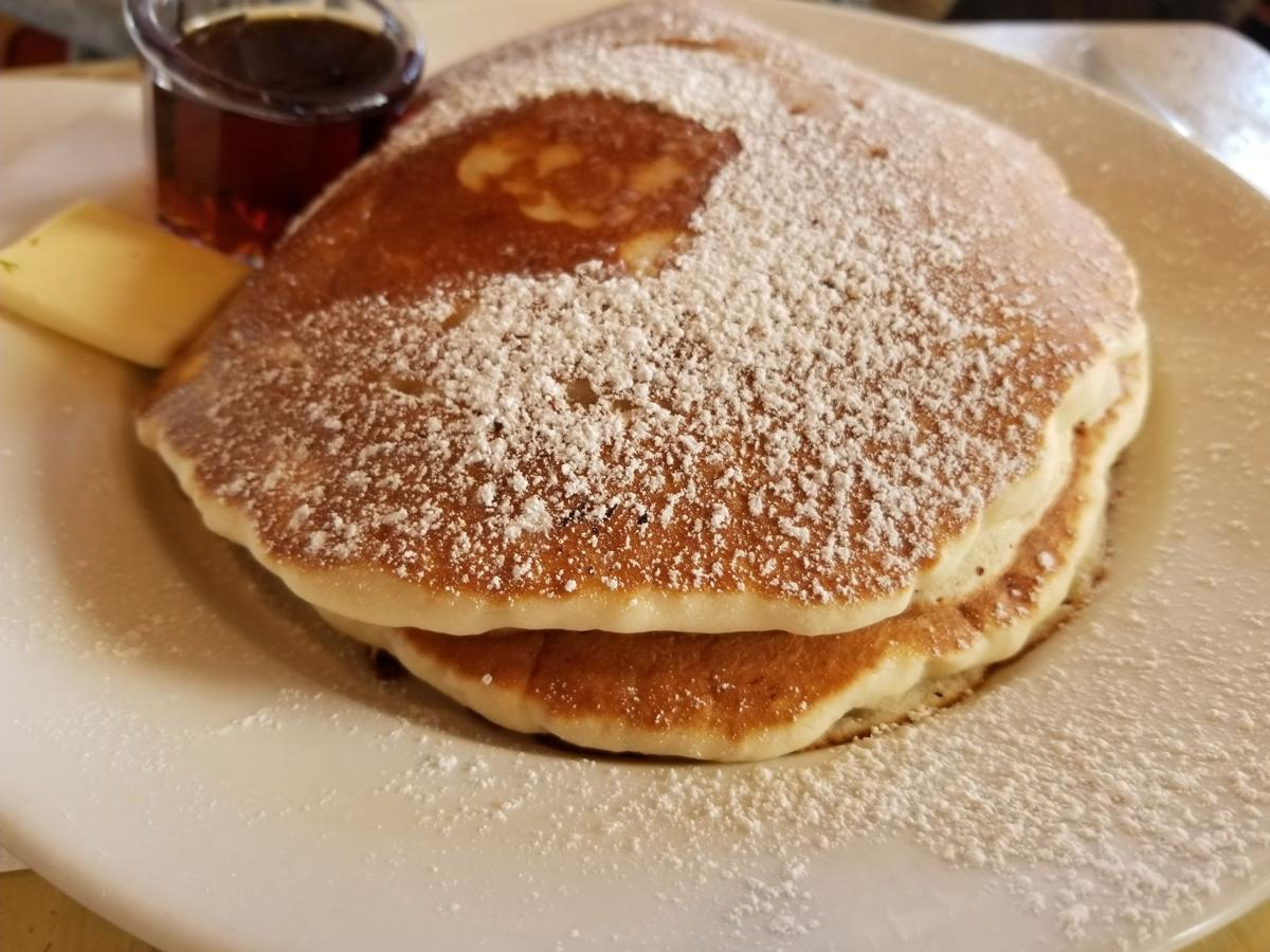 Red House pancakes