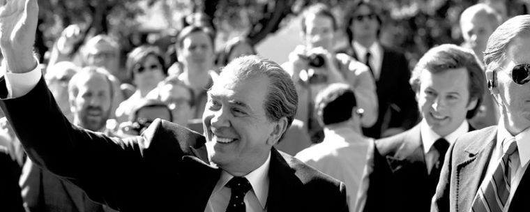 Entertaining Bout: Don't take Ron Howard's Frost/Nixon too seriously.