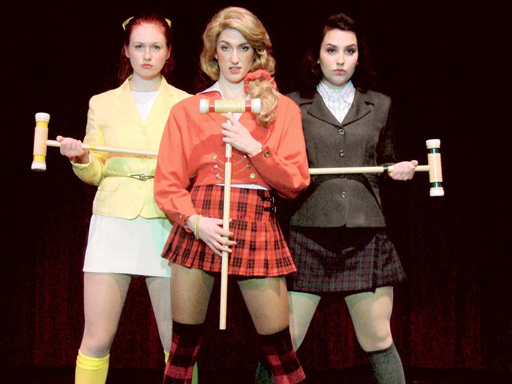 Heathers the Musical at PacRep proudly earns R rating ...