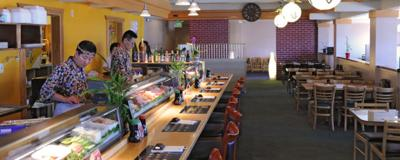 Rolls Up: Harumi Sushi settles into Seaside's multifaceted food landscape.