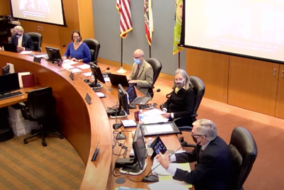 Monterey County Board of Supervisors 8-31-21