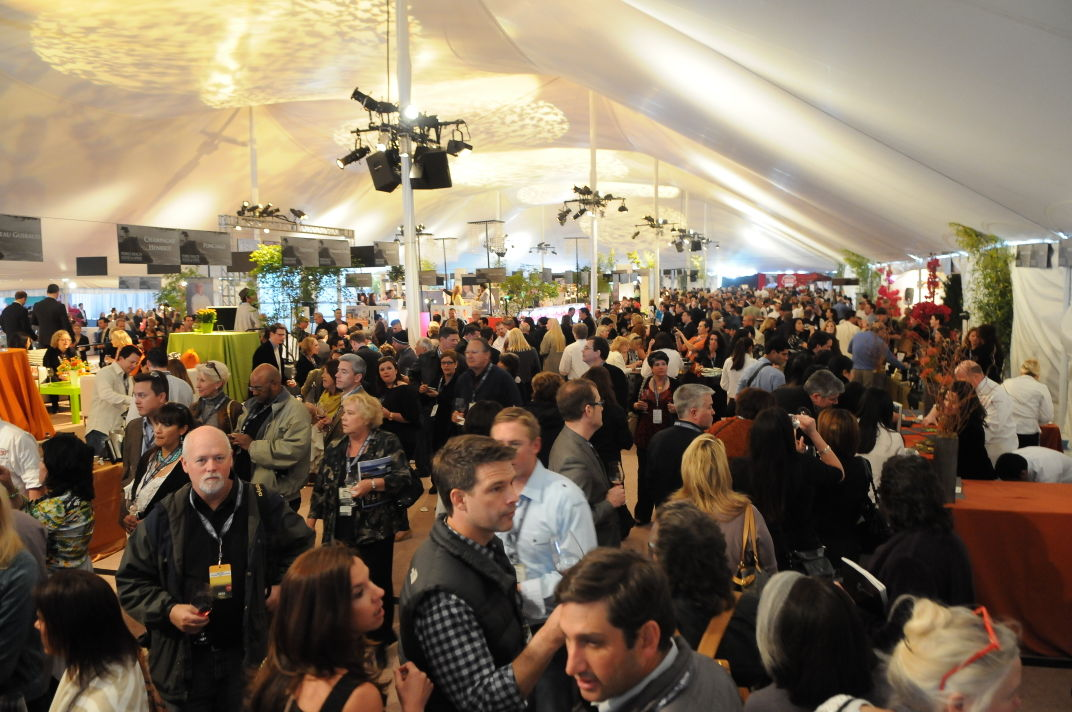 Monterey Bay Food And Wine Festival