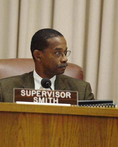 Supervisor Smith follows his bomb with three weeks of relative silence.