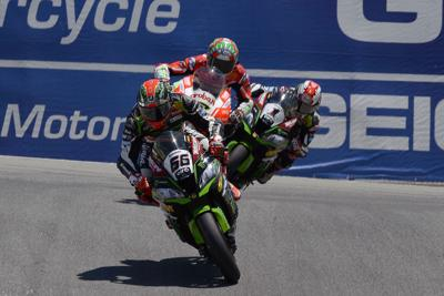 World Superbike series back on Laguna Seca schedule, joining