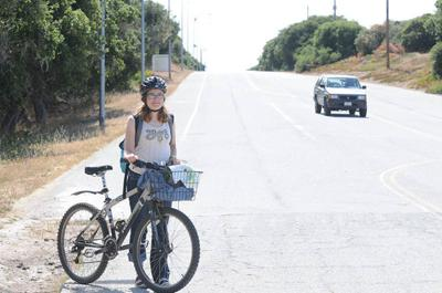CSUMB Residents Say Road Threatens Safety.