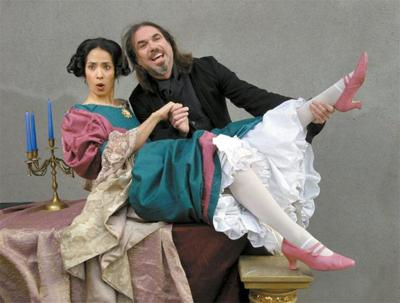 Western Stage's <i>Tartuffe</i> is brutally true to the original.