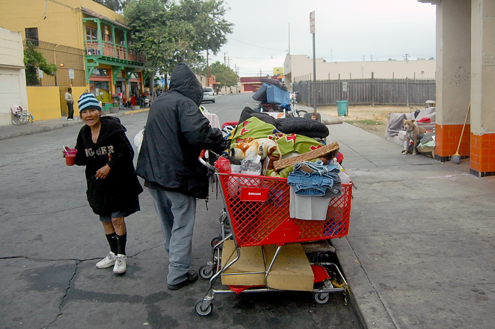 Chinatown Sweep Salinas Homeless Displaced By Authorities But Expected To Return