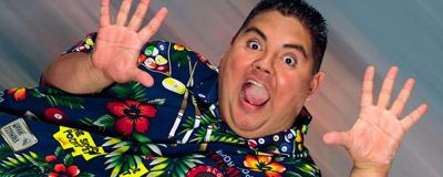 e8643b43 Gabriel Iglesias gets away with a lot by being fat and wearing Hawaiian.