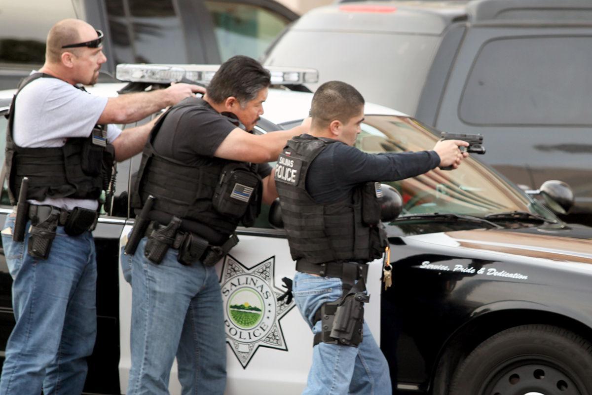 Salinas Violence Suppression Unit