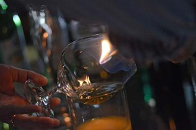 Burning Question: Why was absinthe legal then illegal and now legal again?