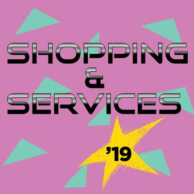 BO19 Winner - Shopping Services