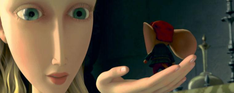 characters in tale of despereaux