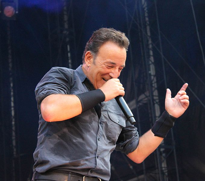 From Steinbeck To Spinoza Here S Who Bruce Springsteen Is