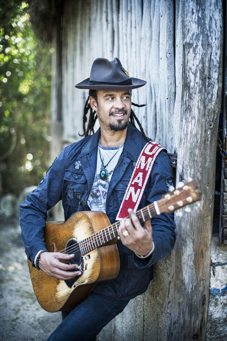 Michael Franti and Spearhead at Golden State Theatre
