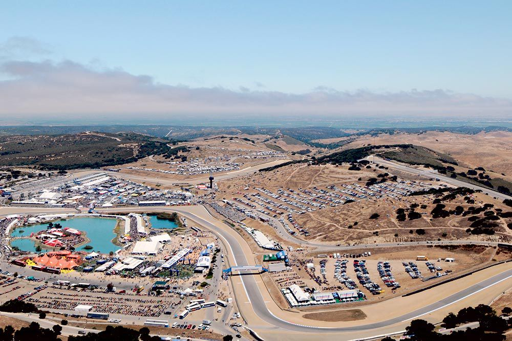 Suit highlights Mazda Raceway Laguna Seca\'s money issues. | Local ...