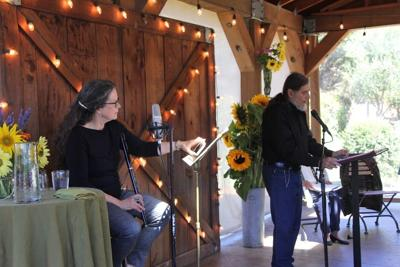 Elliot Ruchowitz Roberts and Alice Tao courtesy of Monterey Bay Zen Center