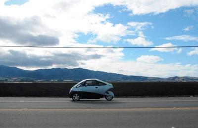 Green Vehicles screeches to halt; city points finger at California Energy Commission.