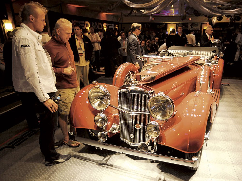 Car Week auctions in Monterey mean big sales, but little sales tax ...