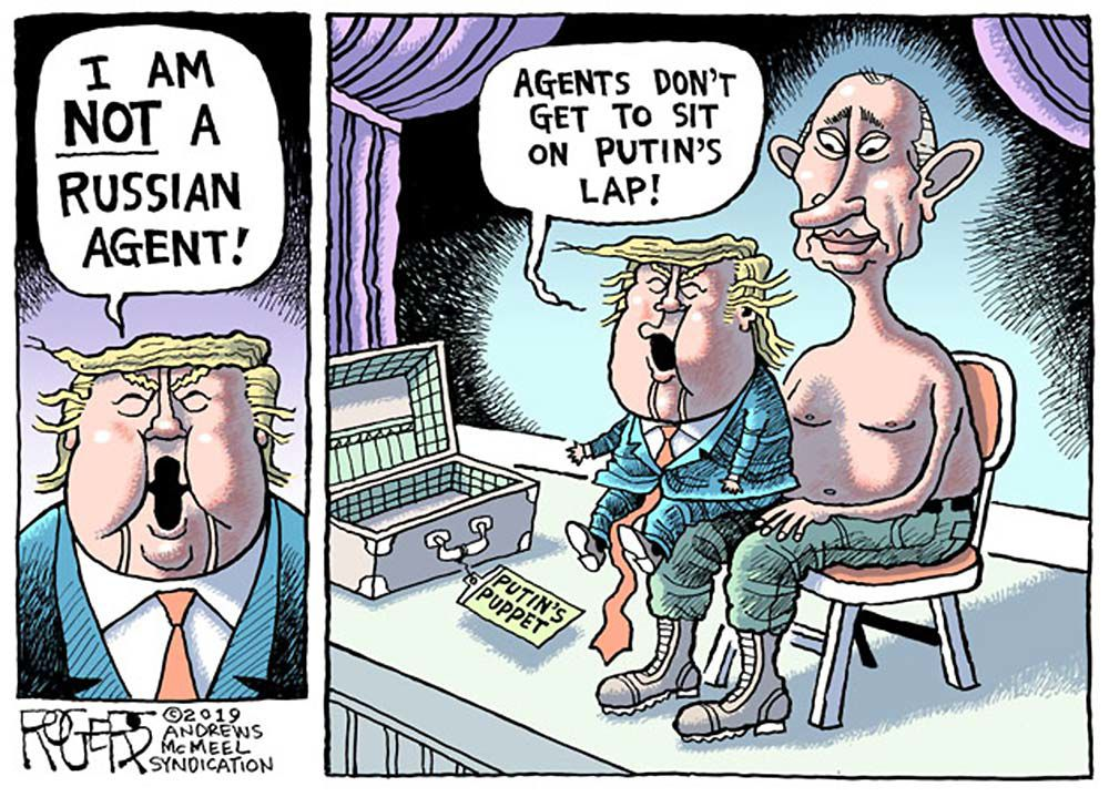 Russian Agent