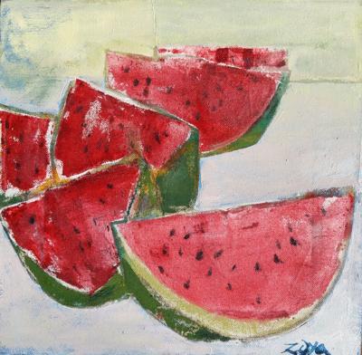 Zoya watermelon