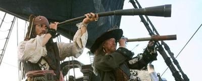 The Pirates of the Caribbean trilogy sails to a bloated conclusion