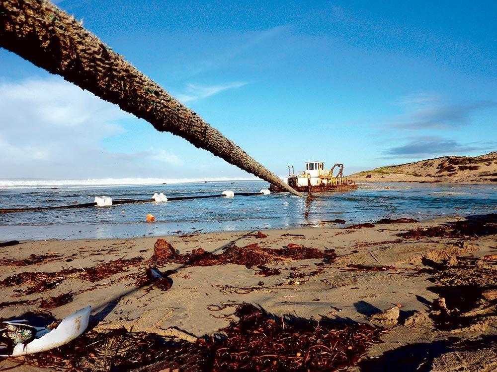 Seaside State Beach Monterey
