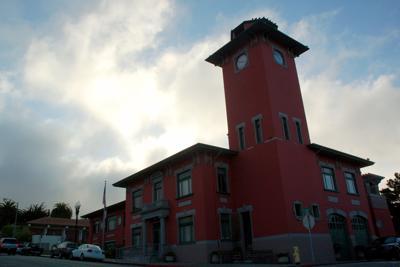 PG City Hall