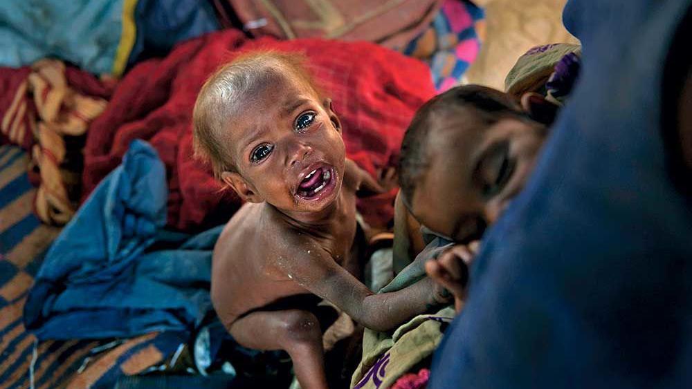 Photojournalist Renée Byer talks about documenting poverty.