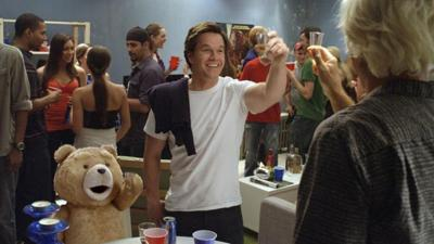 Ted Conference: Seth McFarlane's teddy bear pic has Family Guy fun, but still feels like it's been done.