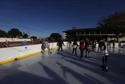 Ice Skating Monterey