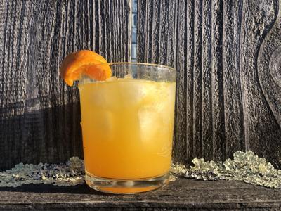 Mandarin Orange Rita