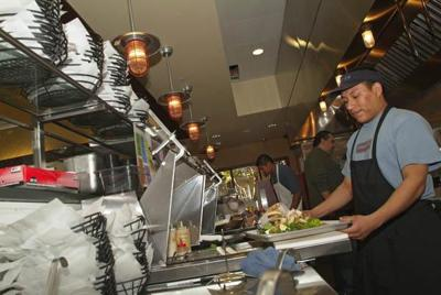 Boadie's dishes up proud American fare.