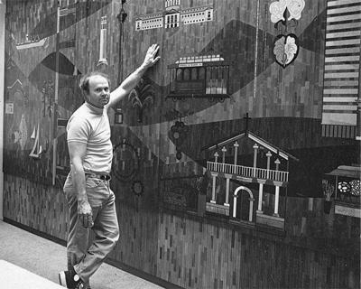 TV documentary of Big Sur artist Emile Norman reveals a unique vision.