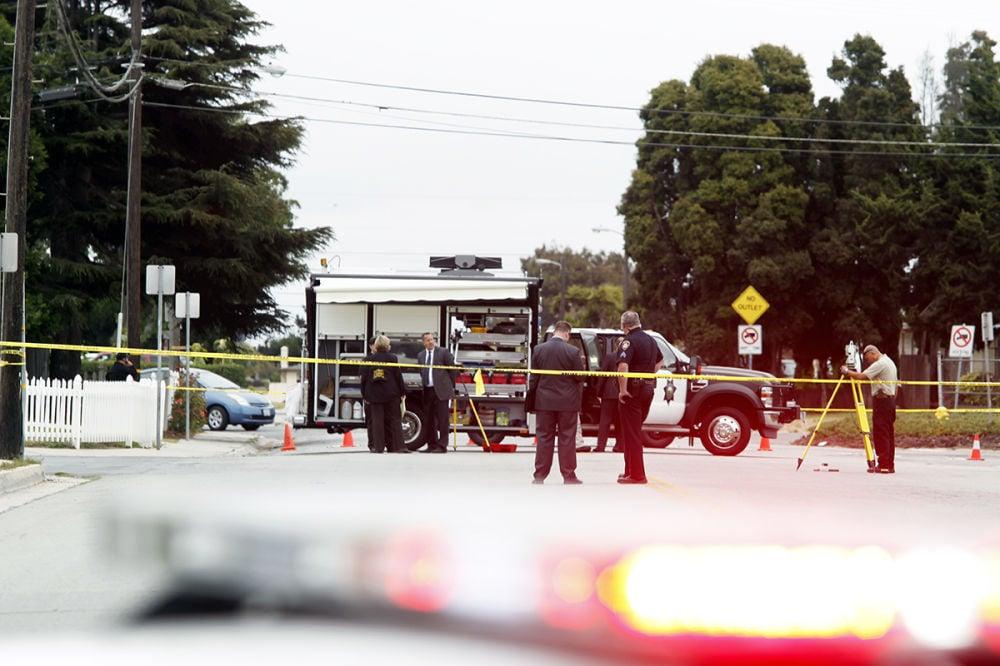 Salinas Police Shooting