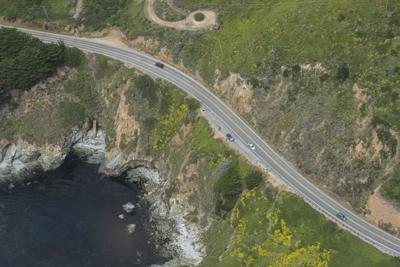 Gas tax funds allocated to repave Highway 1 between Carmel and Torre Canyon in Big Sur.