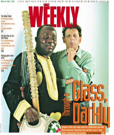 Issue Apr 26, 2001
