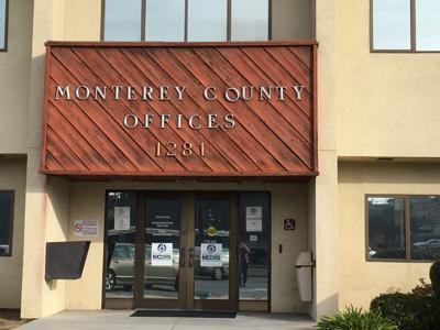 Monterey County Department of Social Services building