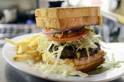 XL Grindhouse's monster burgers and giant beers turn heads, moisten mouths in Oldtown Salinas.