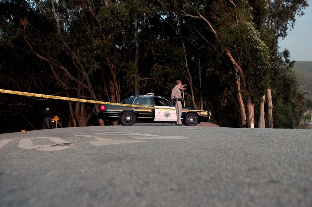 Palo Colorado Canyon Road Shooting.
