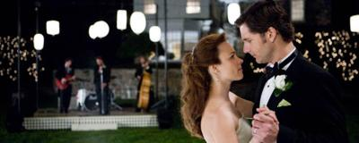 Quantum Love: Love is timeless for this lovely book-to-movie adaptation.
