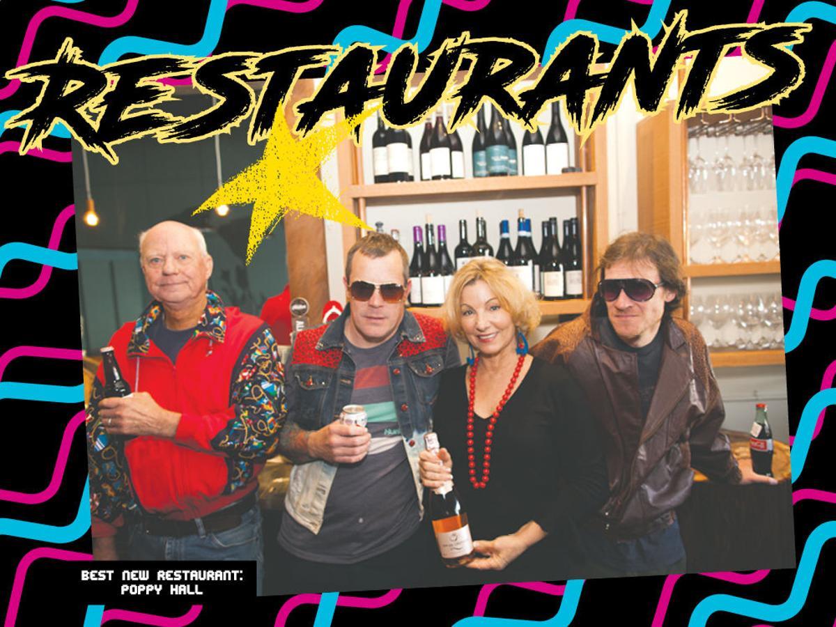 Best Of 2019 Restaurants Cover