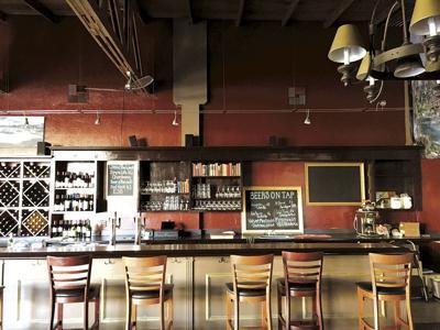 Melville Tavern bar